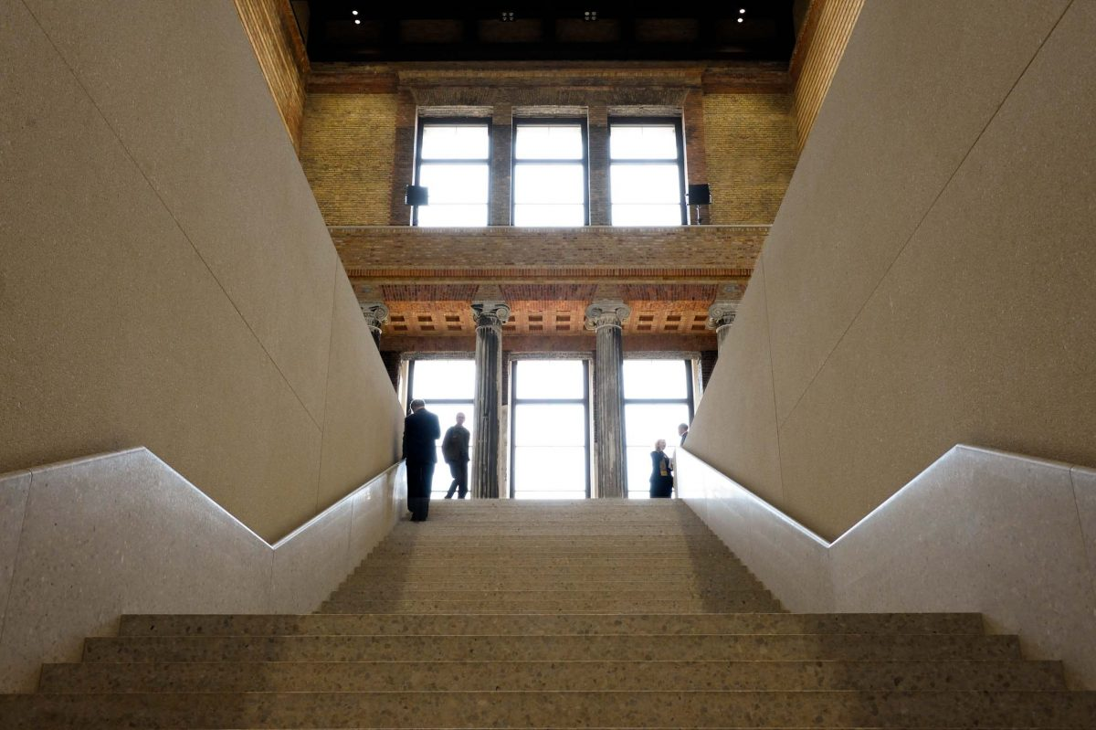 Neues Museum (Berlin, 2009). Photo © Aris Fotografie