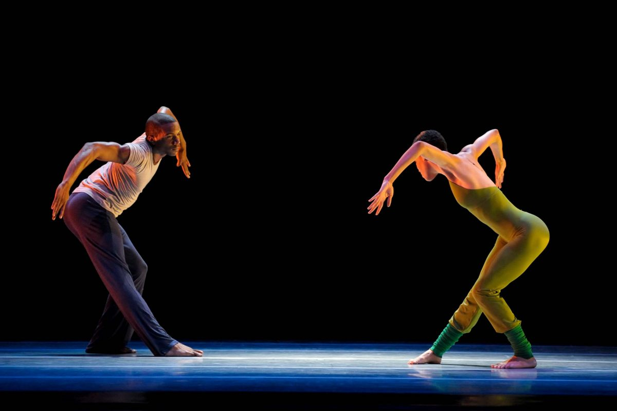 Alvin Ailey American Dance Theater performing *Love Stories*, choreography Judith Jamison (Berlin, 2011). Photo © Aris Fotografie