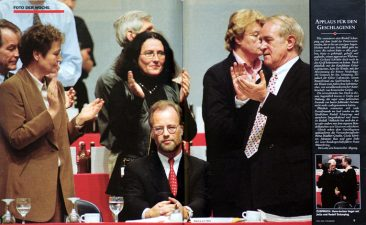 SPD party conference, FOCUS 47/1995